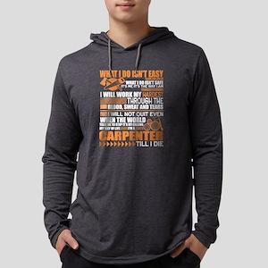 I'm A Carpenter T Shirt Long Sleeve T-Shirt