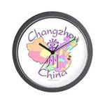 Changzhou China Wall Clock