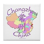 Changzhou China Tile Coaster