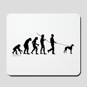 Greyhound Evolution Mousepad