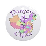 Danyang China Ornament (Round)