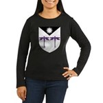 Rashida's Women's Long Sleeve Dark T-Shirt
