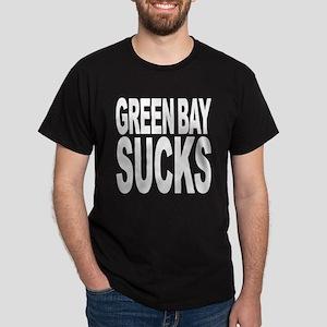 Green Bay Sucks Dark T-Shirt
