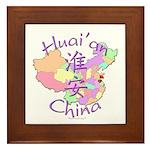 Huai'an China Framed Tile