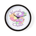 Kunshan China Wall Clock