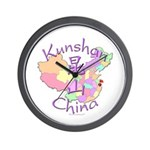 Kunshan China Wall Clock