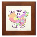 Kunshan China Framed Tile