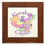 Kunshan China Framed Tile