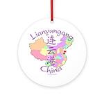 Lianyungang China Ornament (Round)