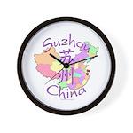 Suzhou China Wall Clock