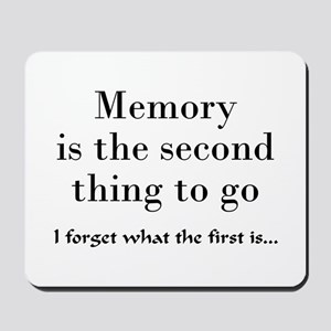 Memory Mousepad