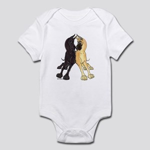 CF CBlk Lean Infant Bodysuit