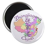 Zhangjiagang China Magnet