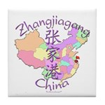 Zhangjiagang China Tile Coaster