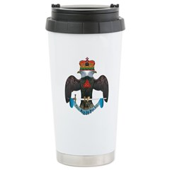 32nd Degree Stainless Steel Travel Mug