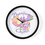 Zhenjiang China Wall Clock