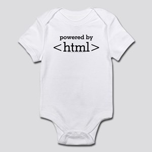 Powered By HTML Infant Creeper