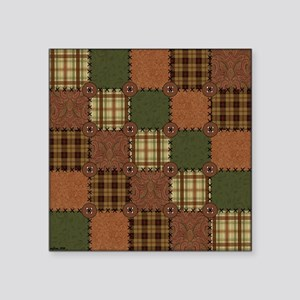 QUILT SQUARE Sticker