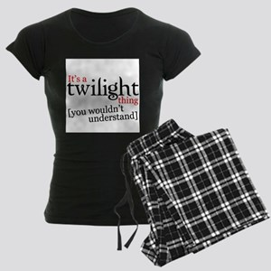 twilight thing 3 Pajamas