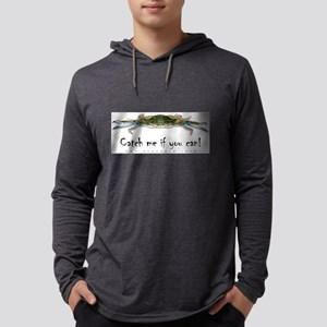 Catch-me-if-you-can Long Sleeve T-Shirt