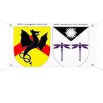 Chagati and Rashida's Banner
