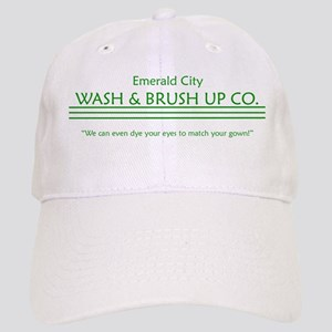 c4f46dfab84 emerald city wash and brush u Cap