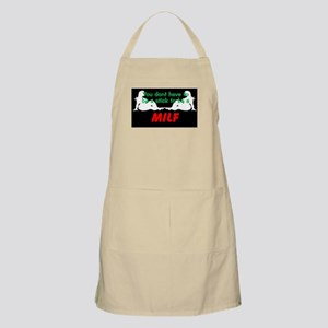 Dove have to be stick MILF BBQ Apron