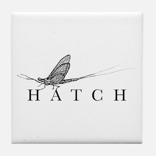 HatchFilm Tile Coaster