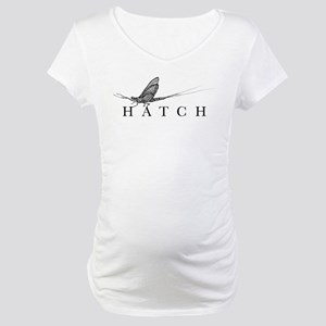 HatchFilm Maternity T-Shirt