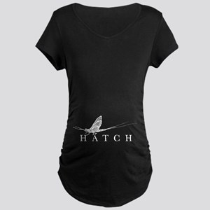 HatchFilm Maternity Dark T-Shirt