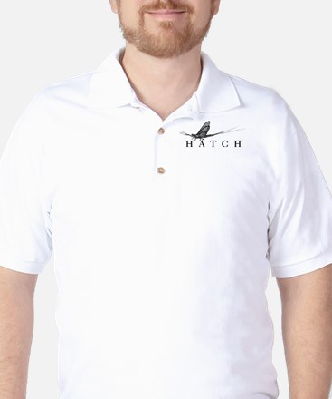 HatchFilm Golf Shirt