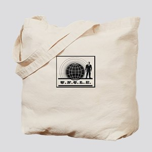 Man from UNCLE Tote Bag