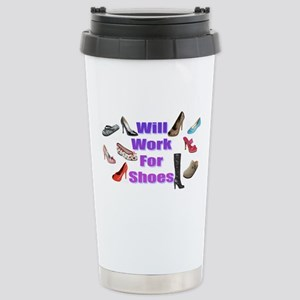 Shoe Stainless Steel Travel Mug