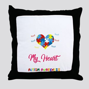 There's This boy1 Throw Pillow