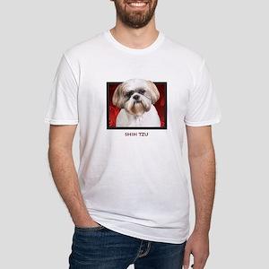 Shih Tzu Fitted T-Shirt