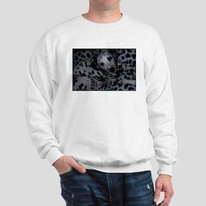 Spotted Dog Sweatshirt