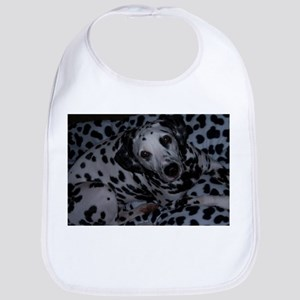 Spotted Dog Bib