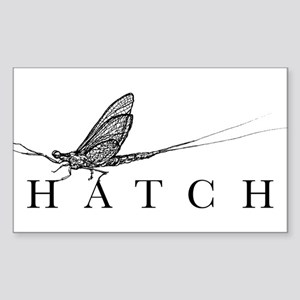 HatchFilm Rectangle Sticker