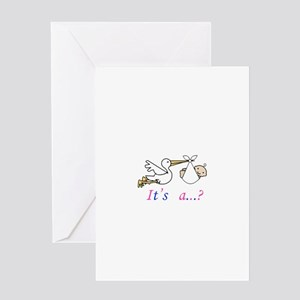Unkown Baby Greeting Card