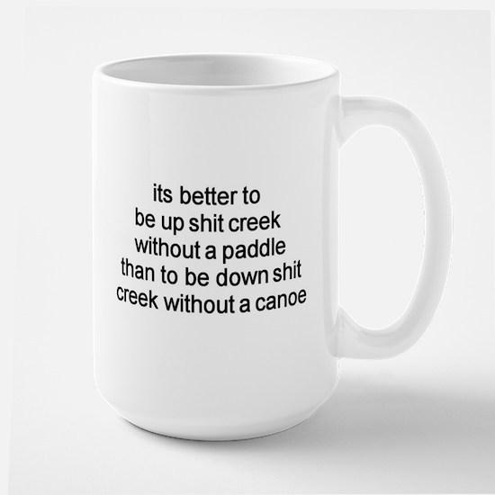 SNS Large Mug