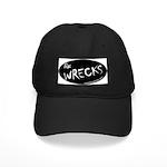 The WRECKS Black Cap