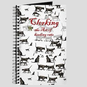 Clerking - the Art of Herding Cats Journal
