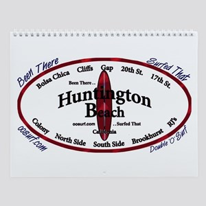 Huntington Beach - Wall Calendar