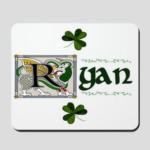 Ryan Celtic Dragon Mousepad