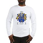 Cerutti Family Crest Long Sleeve T-Shirt