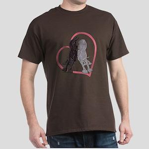 CBlkNBlu Heartline Dark T-Shirt