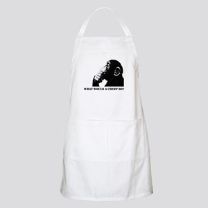 What would a chimp do? BBQ Apron