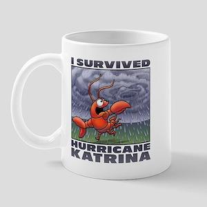 I survived Hurricane Katrina Mug
