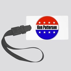 Ken Patterson Luggage Tag