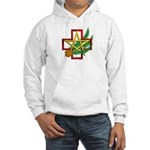 Sime~gen Christmas Hooded Sweatshirt